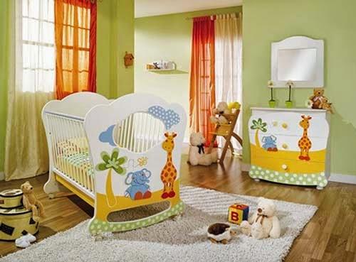 Cómo decorar el cuarto del bebé? - TvCrecer